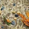 seaweed-and-rocks-on-sand-oil-on-canvas-jessica-siemens-2009sm