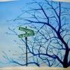walking-to-class-watercolor 15x11'' jessica siemens.jpg