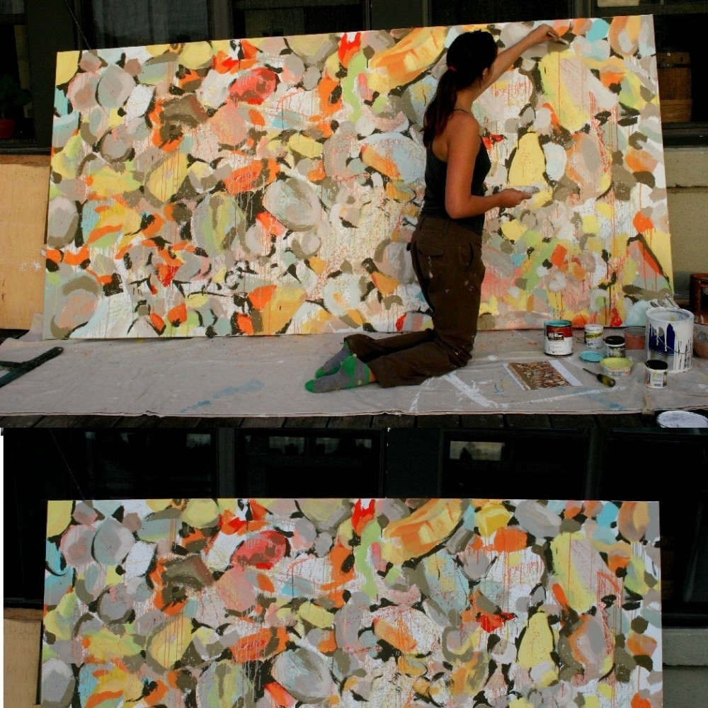 Inprogress Painting Pinterest Pictures