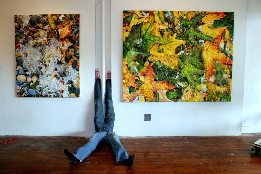 Completely new Third Eye (Sol)ation Art Exhibition! | Jessica Siemens UC99